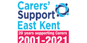 Carers' Support East Kent logo