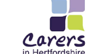 Carers in Hertfordshire logo