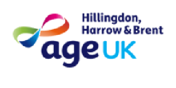 AgeUK Hillingdon, Harrow and Brent  logo