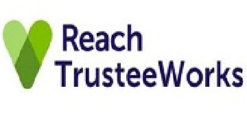 Reach Volunteering logo