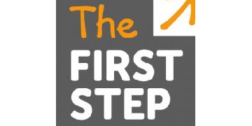 The First Step logo